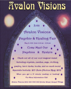 @ Avalon Visions Center For Creative Spirituality | Ventura | California | United States